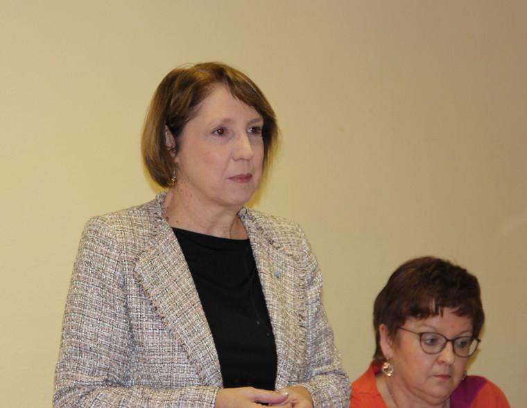 Landtagsabgeordnete Annette Karl
